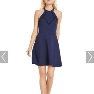 NEW BCBG generation fit and flare dress